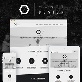 Lapel - One Page & Multi Page Muse Template - 7